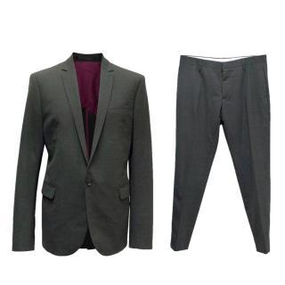 DSquared Dark Grey Suit