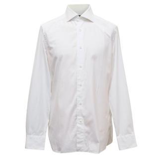 Ermenogildo Zegna White Shirt