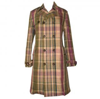 RALPH LAUREN linen coat, size M