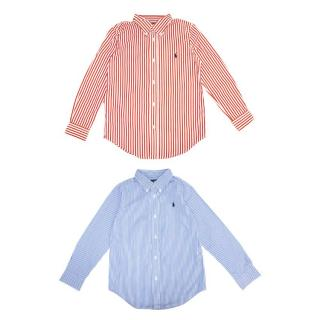 Ralph Lauren Kid's Two Striped Shirts