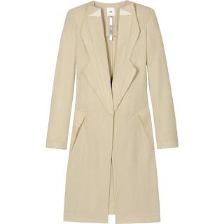 Cronus Light Wool Cream Coat