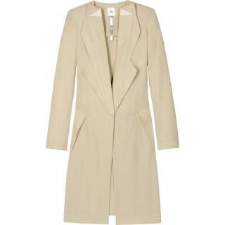 Cronus Light Wool Cream Coat