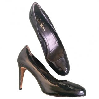 Cole Haan Patent leather stiletto court shoes heels