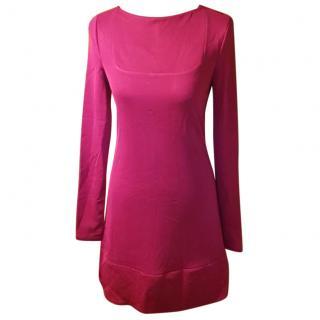 Patrizia Pepe Pink Knit dress
