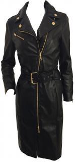 Love Moschino Black Trench Coat