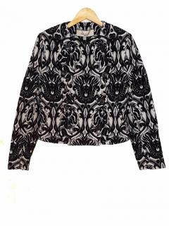 New Paul Smith Patterned wool jacket