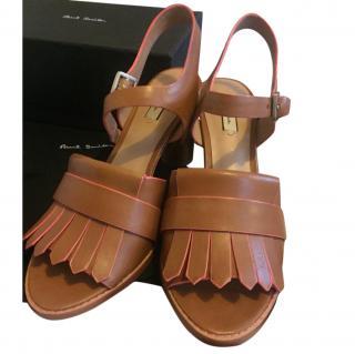 Paul Smith Block Heel Sandals