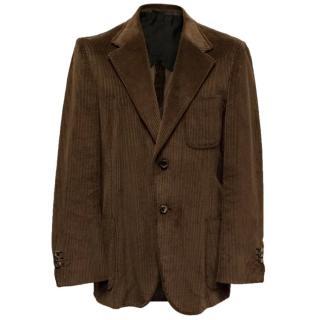 Yves Saint Laurent Men's Brown Jacket