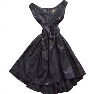Vivienne Westwood Anglomania Black Dress