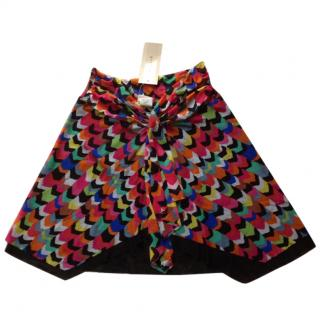 Gottex Multicoloured Beach Wrap Skirt