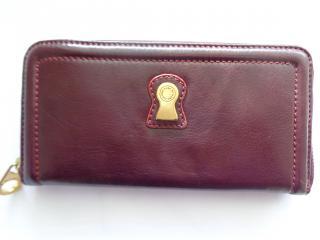 Marc Jacobs Leather Zip Purse
