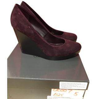 Calvin Klein Wedge Heels