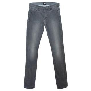 Hudson Grey Skinny Jeans