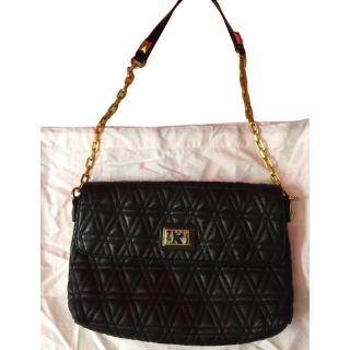 Marc by Marc Jacobs Black Quilted Handbag