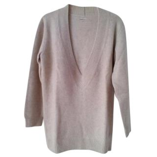 Hermes Pullover in Cashmere & Alpaca