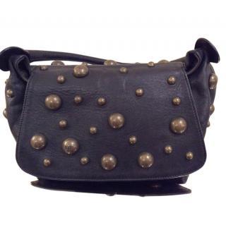 Sonia Rykiel studded shoulder bag