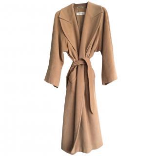 Max Mara Camel Hair Long Coat