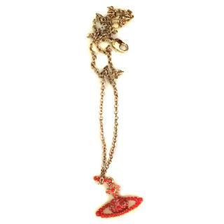 Vivienne Westwood Jewelled Necklace