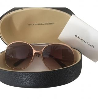 Balenciaga Oversized Sunglasses