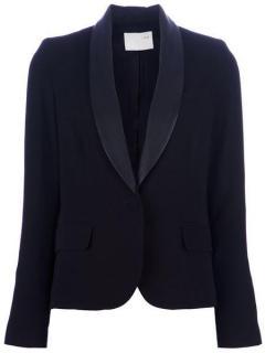 Iro Black Palila Tuxedo Jacket