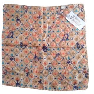 Vivienne Westwood silk pocket square