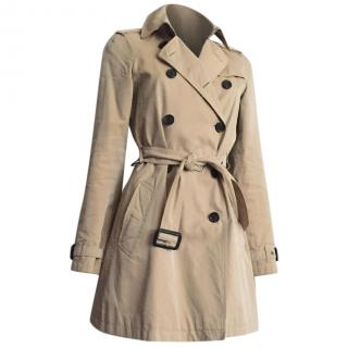 BURBERRY LONDON timeless trench coat