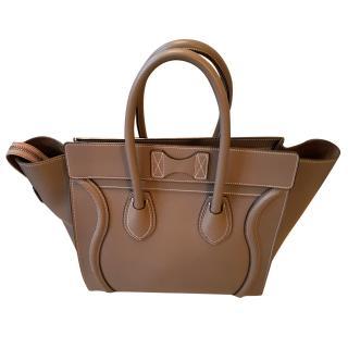 Celine Large Luggage Bag