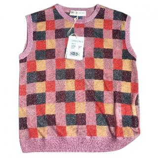 Emilio Pucci knitted tank top
