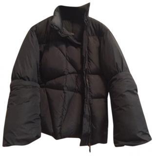Jean Paul Gaultier Black Duvet Jacket