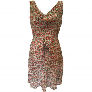 Paul & Joe floral dress
