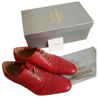 Vivienne Westwood Red Men's Shoes