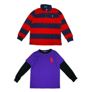 Polo by Ralph Lauren Boys Long Sleeve Shirts