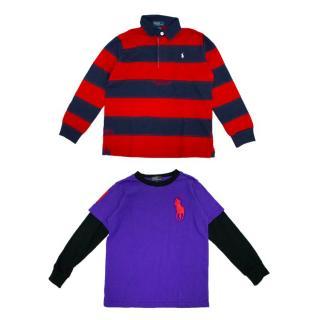 Polo by Ralph Lauren Boys Long Sleeve Shirts