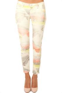 Iro Seta Printed Skinny Jean