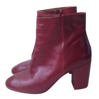 Bimba Y Lola Red Boots