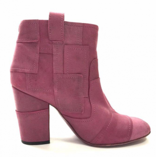 Laurence Dacade 'Pete' Patchwork Leather Ankle Boots