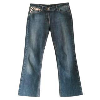 Burberry Blue Jeans