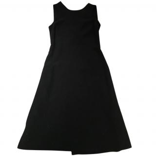 Armani Collezioni black cocktail dress
