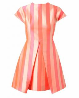 House of Holland Pink stripe dress