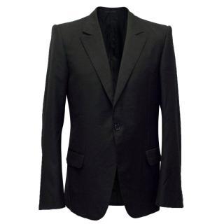Alexander McQueen Men's Black Jacket