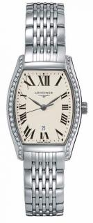 Longines Evidenza with Diamonds