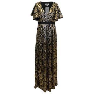 Alice by Temperley Phoenix Embellishment Maxi Dress