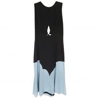 See by Chloe A-line silk dress