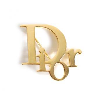 Dior Brooch