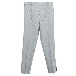Brooks Brothers Men's Striped Trousers
