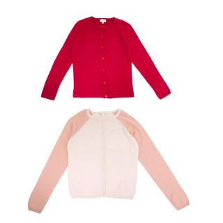 C de C by Cordelia de Castellane Kids Two Cardigans