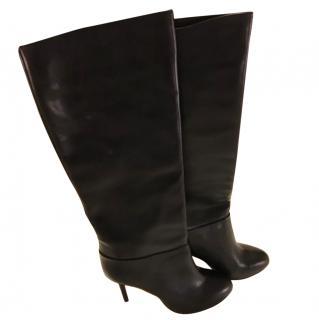Charlotte Olympia Black Stiletto Boots
