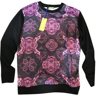 Versace Jeans Printed Sweatshirt