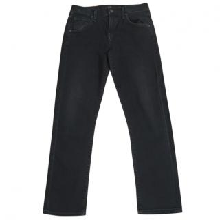 Citizens Of Humanity charcoal 'Emerson slim boyfriend' stretch