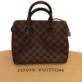 Louis Vuitton Speedy Damier 25 Canvas